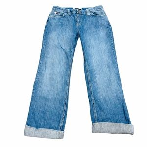 Tommy Hilfiger Boyfriend Jeans Blue Size 10